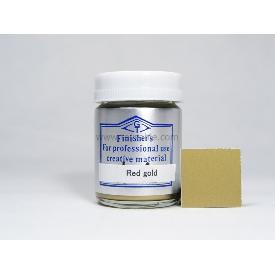 Finisher's Red Gold 20ml - Lacquer Paint