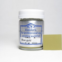 Finisher's Blue Gold