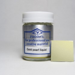 Finisher's Gold Pearl Liquid