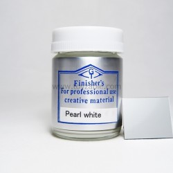 Finisher's Pearl White