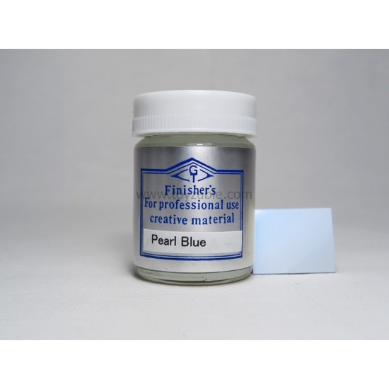 Finisher's Pearl Blue