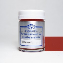 Finisher's Mica Red