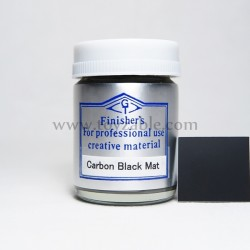 Finisher's Carbon Black Matt
