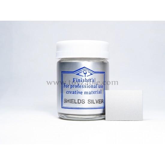 Finisher's Sheild Silver