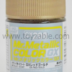 Mr.Hobby Mr.Color GX209 GX Red Gold