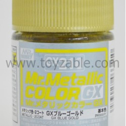 Mr.Hobby Mr.Color GX210 GX Blue Gold