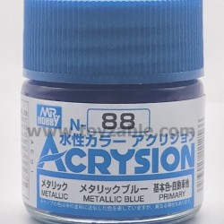 Mr Hobby Acrysion Color N88 Metalilic Blue