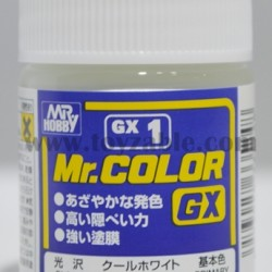 Mr.Hobby Mr.Color GX1 Gloss Cool White