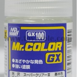 Mr.Hobby Mr.Color GX100 Gloss Super Clear III