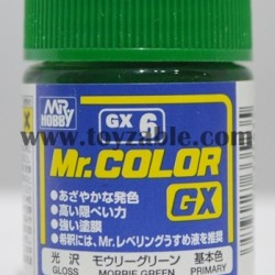 Mr.Hobby Mr.Color GX6 Gloss Morrie Green