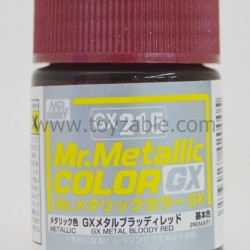 Mr.Hobby Mr.Color GX215 Metallic GX Metal Bloody Red