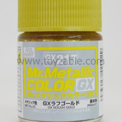 Mr.Hobby Mr.Color GX217 Metallic GX Rough Gold