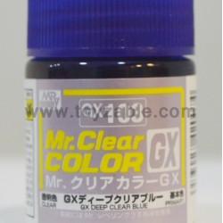 Mr.Hobby Mr.Color GX103 Deep Clear Blue