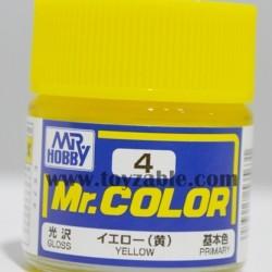 Mr.Hobby Mr.Color C-4 Gloss Yellow