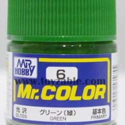 Mr.Hobby Mr.Color C-6 Gloss Green