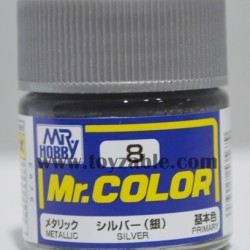 Mr.Hobby Mr.Color C-8 Metallic Silver