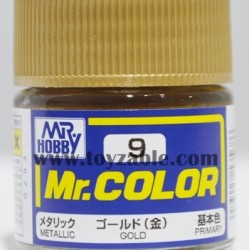 Mr.Hobby Mr.Color C-9 Metallic Gold