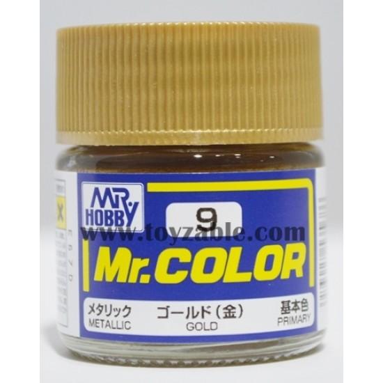 Mr.Hobby Mr.Color C-9 Metallic Gold