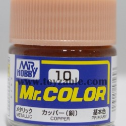 Mr.Hobby Mr.Color C-10 Metallic Copper