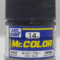 Mr.Hobby Mr.Color C-14 Semi Gloss Navy Blue