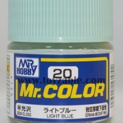 Mr.Hobby Mr.Color C-20 Semi Gloss Light Blue