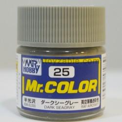 Mr.Hobby Mr.Color C-25 Semi Gloss Dark SeaGray