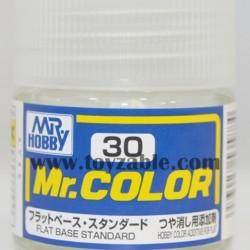Mr.Hobby Mr.Color C-30 Flat Base Standard