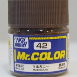 Mr.Hobby Mr.Color C-42 Semi Gloss Mahogany