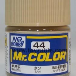 Mr.Hobby Mr.Color C-44 Semi Gloss Tan