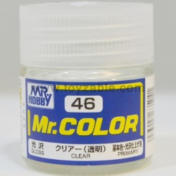 Mr.Hobby Mr.Color C-46 Gloss Clear