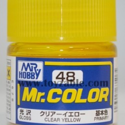 Mr.Hobby Mr.Color C-48 Gloss Clear Yellow