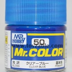 Mr.Hobby Mr.Color C-50 Gloss Clear Blue