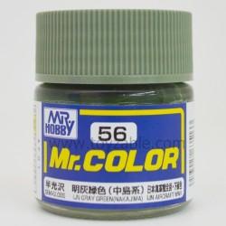 Mr.Hobby Mr.Color C-56 Semi Gloss IJN Gray Green