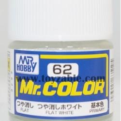 Mr.Hobby Mr.Color C-62 Flat White