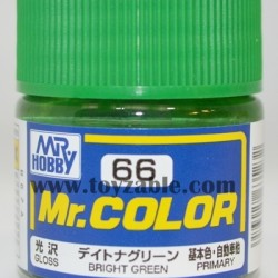 Mr.Hobby Mr.Color C-66 Gloss Bright Green