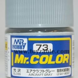 Mr.Hobby Mr.Color C-73 Gloss Aircraft Gray