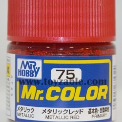 Mr.Hobby Mr.Color C-75 Metallic Red