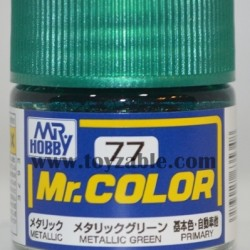 Mr.Hobby Mr.Color C-77 Metallic Green