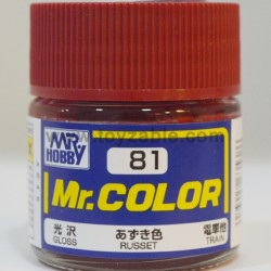 Mr.Hobby Mr.Color C-81 Gloss Russet