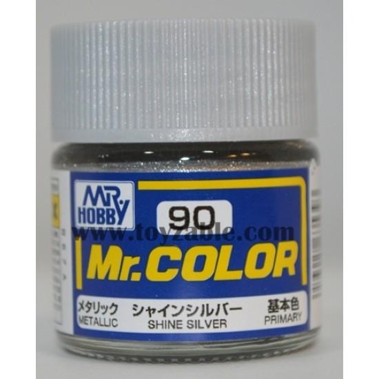 Mr.Hobby Mr.Color C-90 Metallic Shine Silver