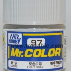 Mr.Hobby Mr.Color C-97 Gloss Light Grey