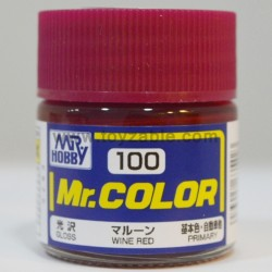 Mr.Hobby Mr.Color C-100 Gloss Wine Red