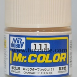 Mr.Hobby Mr.Color C-111 Semi Gloss Character Flesh
