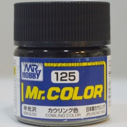 Mr.Hobby Mr.Color C-125 Semi Gloss Cowling Color
