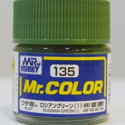 Mr.Hobby Mr.Color C-135 Flat Russian Green