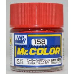 Mr.Hobby Mr.Color C-158 Gloss Super Italian Red