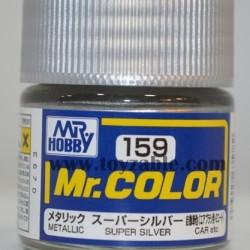 Mr.Hobby Mr.Color C-159 Metallic Super Silver