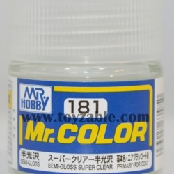 Mr.Hobby Mr.Color C-181 Semi Gloss Super Clear