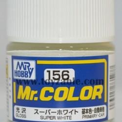 Mr.Hobby Mr.Color C-156 Gloss Super White