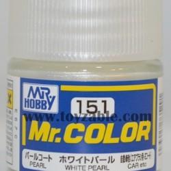 Mr.Hobby Mr.Color C-151 White Pearl